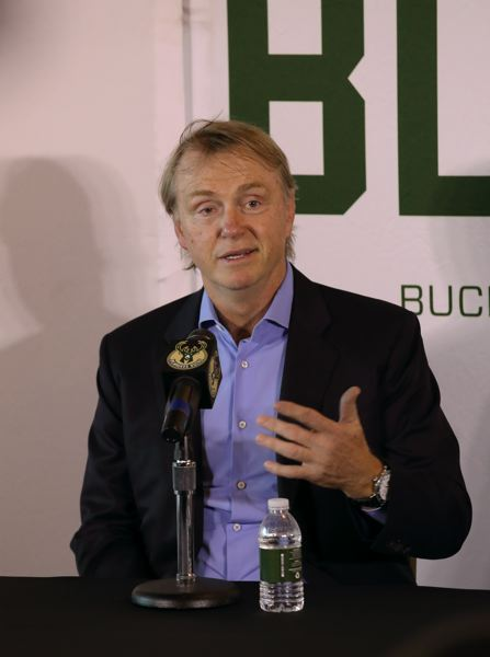 COURTESY: GETTY IMAGES - Milwaukee Bucks owner Wes Edens graduated from Oregon State in 1984.