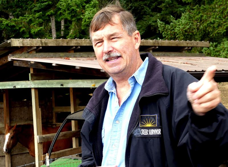 PMG FILE PHOTO - A federal judge tossed out a lawsuit brought by state Sen. Brian Boquist.