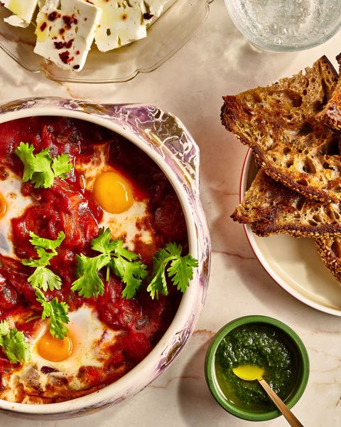 COURTESY PHOTO - The 'Joy of Cooking' cookbook includes Mediterranean dish Shakshuka.
