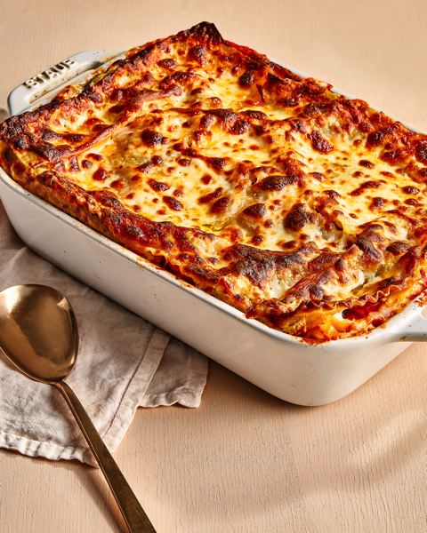 COURTESY PHOTO - Vegetable Lasagna is one of the recipes in 'Joy of Cooking.' Megan Scott and John Becker tested 1,500 recipes for the book over four years.