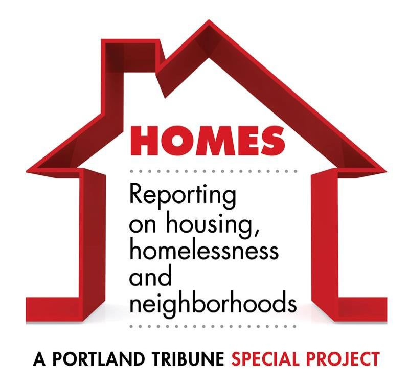 PMG GRAPHIC - This story is part of the ongoing coverage of housing and homeless issues by the Portland Tribune.