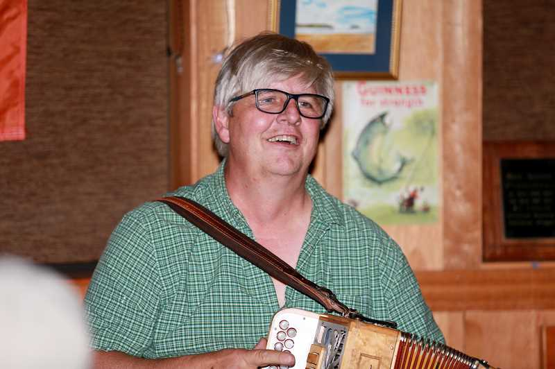 COURTESY PHOTO - John Whelan will play the Second Saturday concert at Winona Grange Jan. 11.