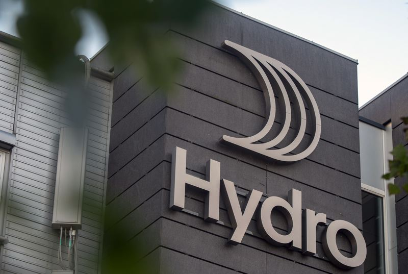 COURTESY PHOTO: HYDRO EXTRUSION USA - Hydro Extrusion USA, a Norwegian company, was hit by a DEQ fine for its aluminum recycling plant in The Dalles.