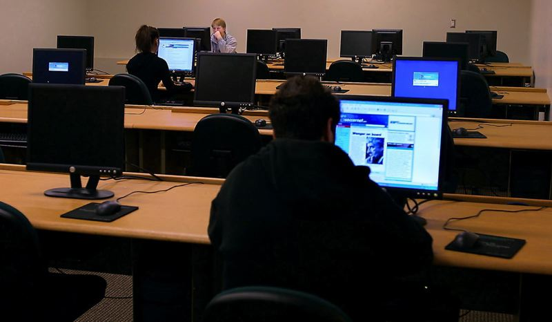 PMG FILE PHOTO - An attempted cyber attack has thrown a roadblock into mandatory training for thousands of state employees.