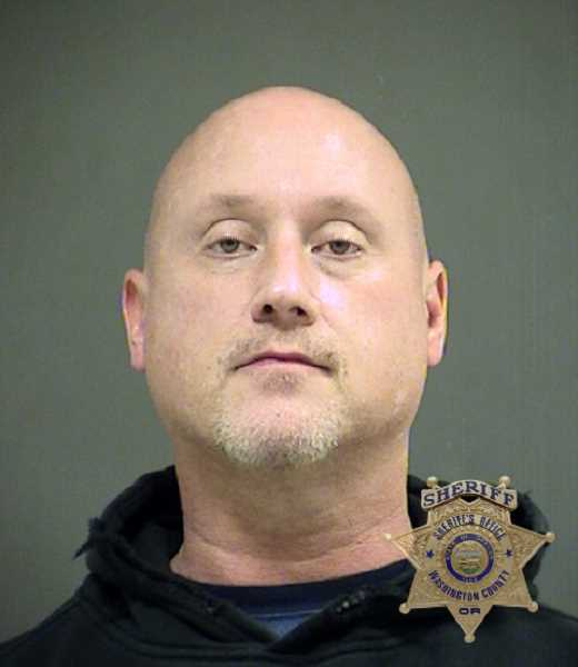 COURTESY PHOTO: WASHINGTON COUNTY SHERIFF'S OFFICE - David Perry is the suspect in roberies at several businesses including Kaady Carwash in West Linn.