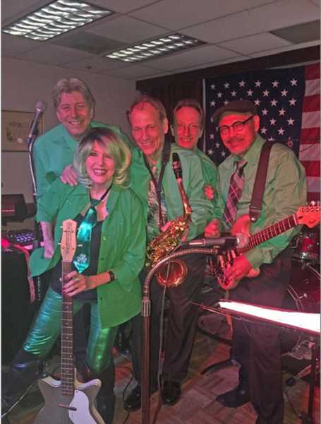 COURTESY OF TASKA MUSIC - Taska's Party Band is know for playing a variety of dance music.