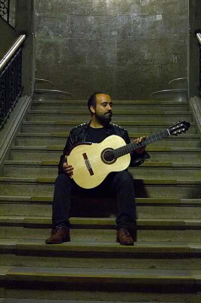 COURTESY PHOTO: DAVID TUTMARK - 'Siempre La Guitarra' kicks off Jan. 17 at 7 p.m. at CCC, featuring Francisco Salazar.