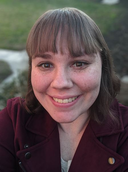 PMG PHOTO - Emily Lindstrand has worked for the Estacada News since September 2015.
