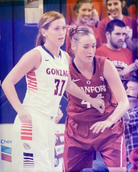 Elle and Joslyn Tinkle had highly successful college careers.