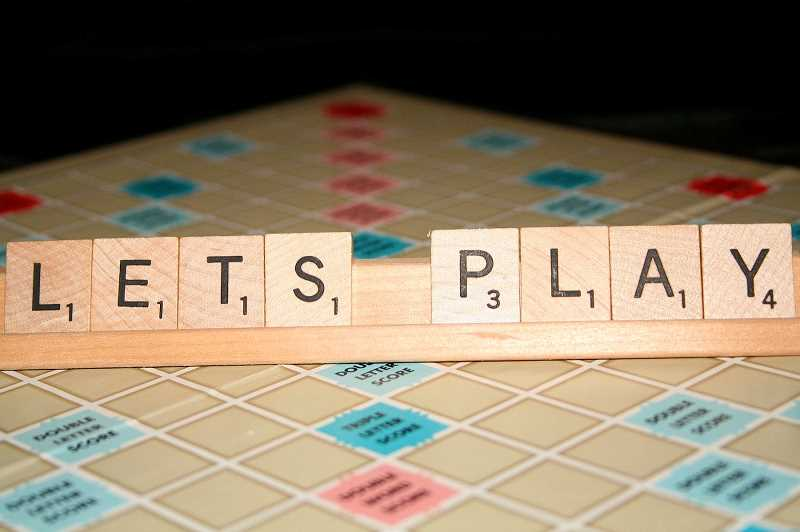 Play Scrabble at the Lake Oswego Adult Community Center each Thursday from 1-3 p.m. It is free and fun.