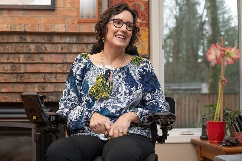 Lake Oswego resident finds joy amid adversity after ALS diagnosis
