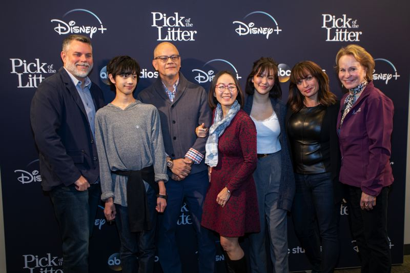 COURTESY PHOTO - Pick of the Litter aired on the Disney+ streaming service on Dec. 20, 2019.