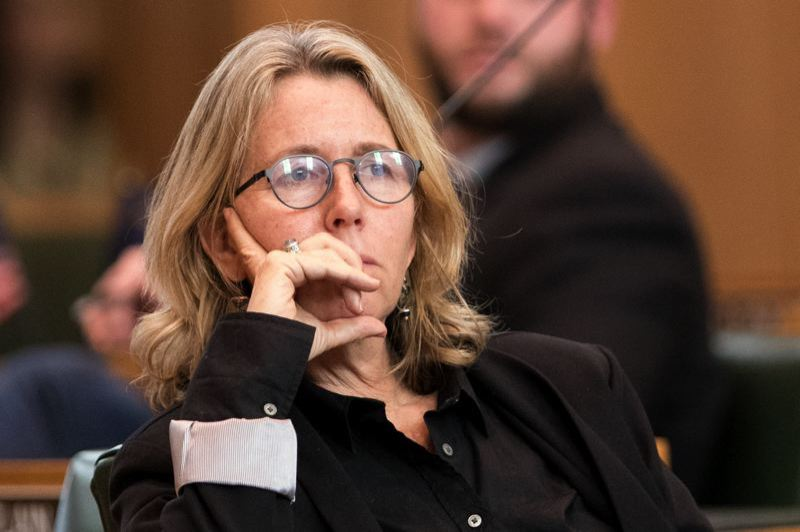 PMG FILE PHOTO - State Rep. Alissa Keny-Guyer, D-Portland, has announced she will step down from the State House of Representatives at the end of this year.