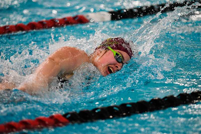 Forest Grove swimmers sweep Century