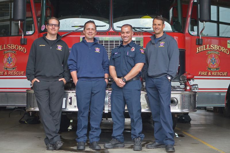 Hillsboro Fire & Rescue to hold open house