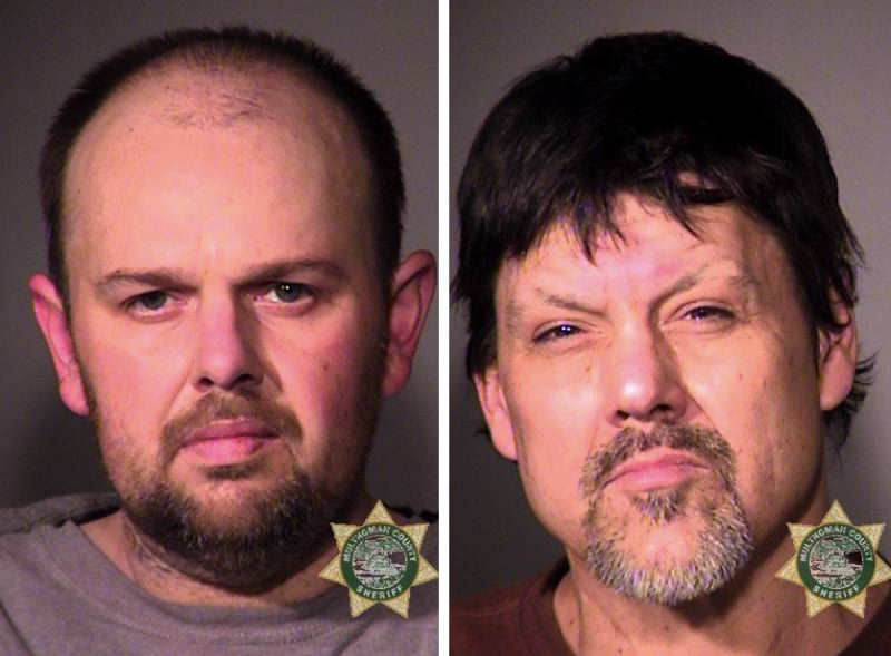MCSO PHOTOS - FROM LEFT: Donald Newcomb III and Andrew Ooten
