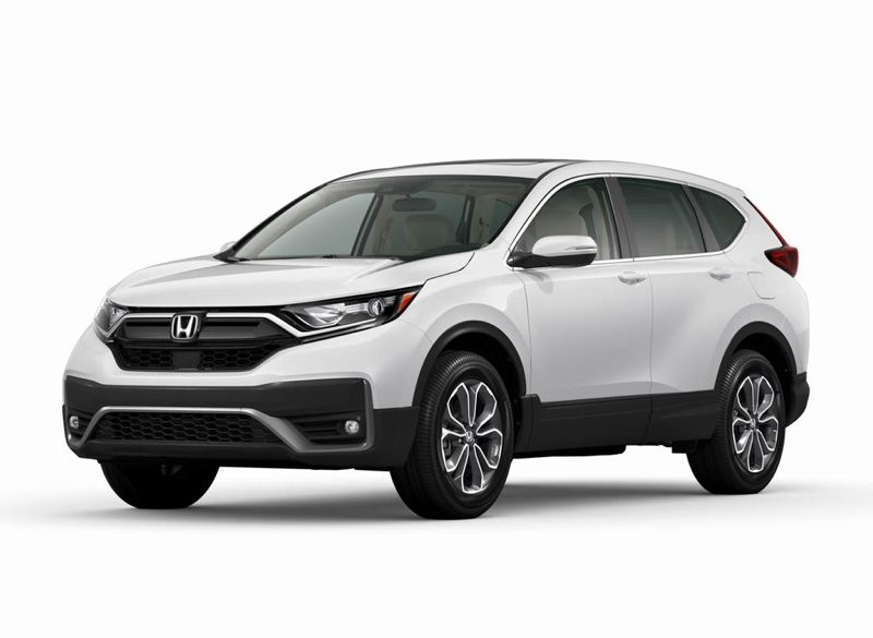 CONTRIBUTED - A 2020 Honda CR-V will be given away at the 2010 Portland International Auto Show. Photo for illustration only.