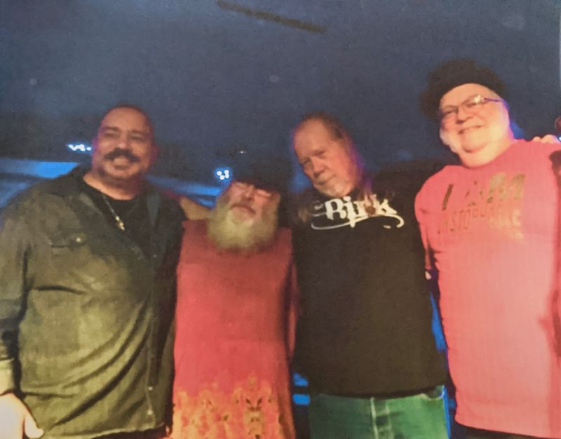 COURTESY PHOTO - The Robin Gibson Band will soon bring blues music to Estacada.