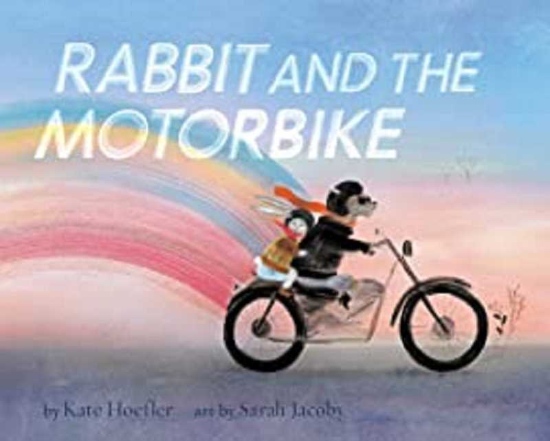 COURTESY PHOTO - Rabbit and the Motorbike