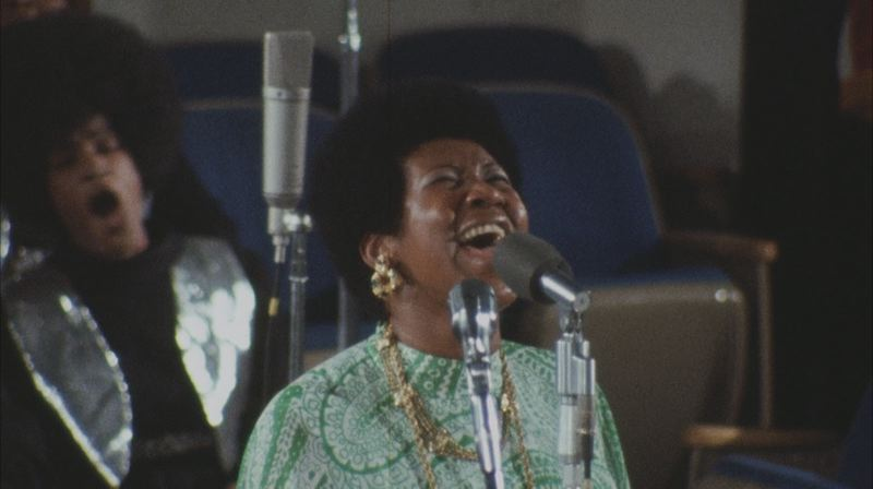 COURTESY PHOTO: NORTHWEST FILM CENTER - The Aretha Franklin concert film 'Amazing Grace' is part of the Reel Music festlval.
