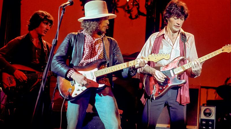 COURTESY PHOTO: NORTHWEST FILM CENTER - 'The Last Waltz' is showing at Reel Music.