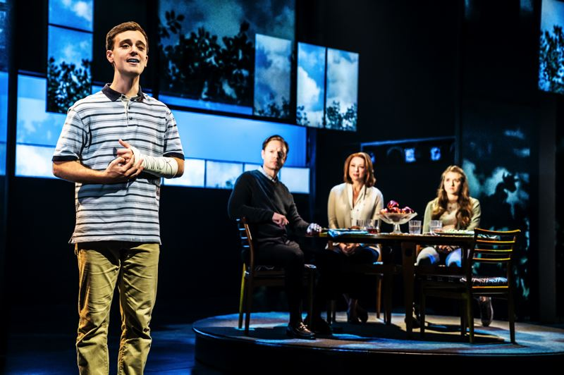 COURTESY PHOTO: MATTHEW MURPHY - There are still some tickets remaining for later stagings of 'Dear Evan Hansen,' Jan. 28-Feb. 8 at Keller Auditorium.