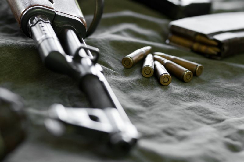 DREAMSTIME - Gun safety measures could be a big part of the short February legislative session.