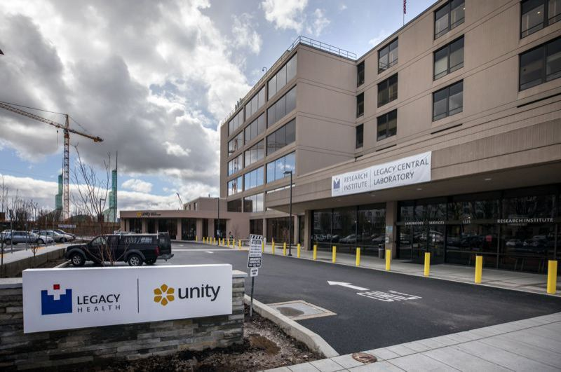 PMG FILE PHOTO - The Unity Center for Behavioral Health in Northeast Portland has been a focal point of concern and controvery over its three-year existence.