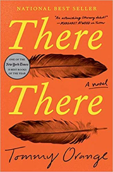COURTESY PHOTO - 'There There' is by Tommy Orange.