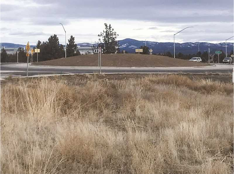 PHOTO COURTESY OF ERIC KLANN  - Local leaders are considering five different pieces of artwork to place in the center of the Tom McCall/Highway 126 roundabout, and they are reaching out to the public to help choose the favorite.