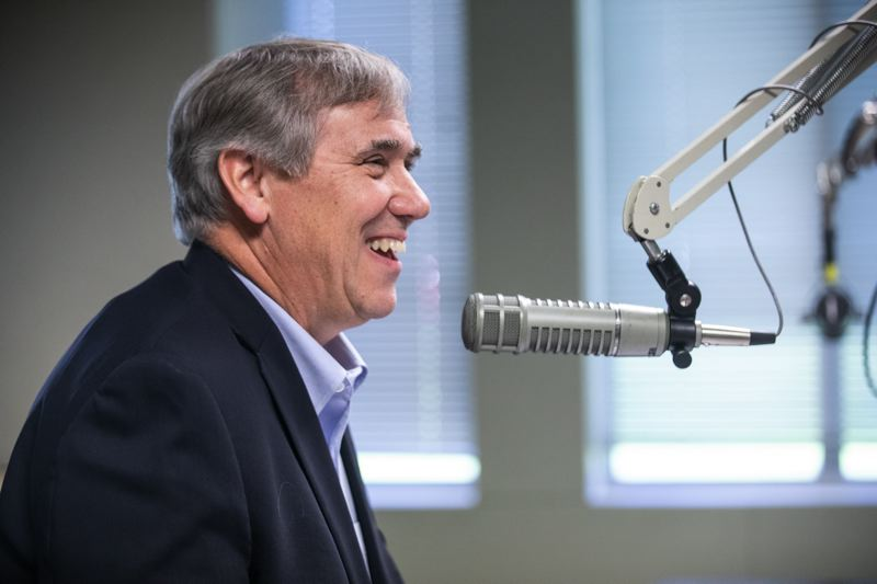 PMG FILE PHOTO - U.S. Sen. Jeff Merkley talked last fall with Pamplin Media Group editors.