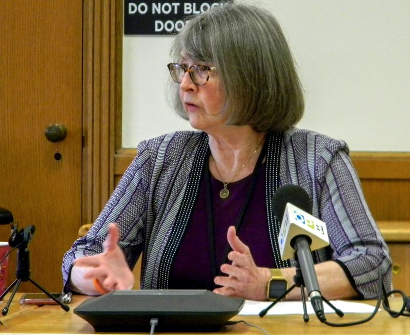 OREGON CAPITAL BUREAU: JAKE THOMAS - State Sen. Ginny Burdick, a Southwest Portland Democrat, told reporters in mid-January that lawmakers might have different ideas about the meaning of short legislative sessions.