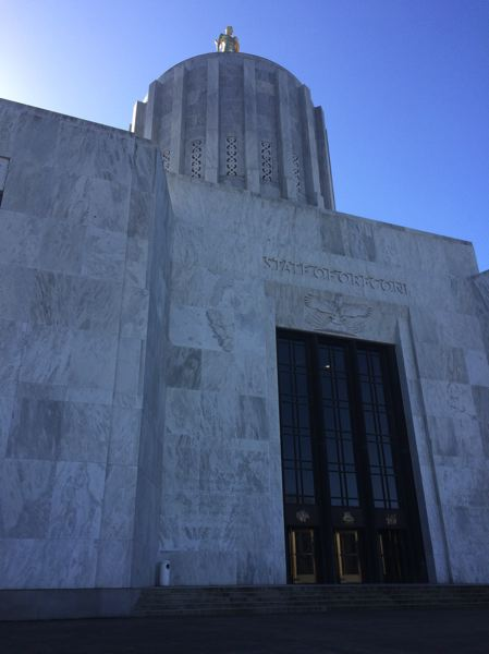 PMG FILE PHOTO - There's still some dispute among Oregon lawmakers about the intent of a short legislative session.