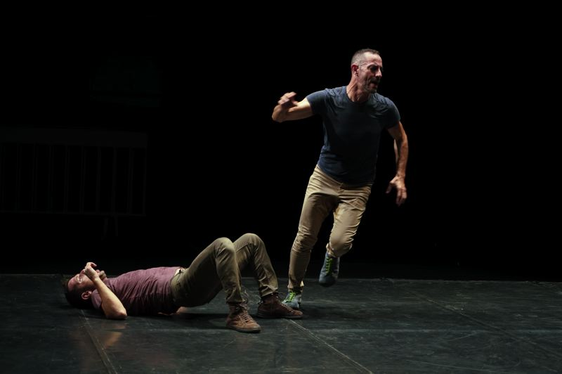 COURTESY: EFRAT MAZOR - Israeli choreographers Niv Sheinfeld and Oren Laor bring their work to Portland Institute for Contemporary Art.