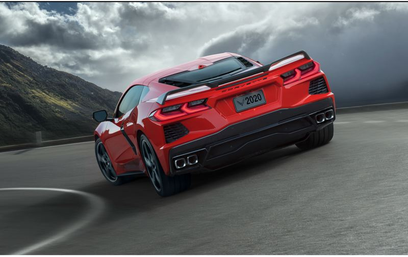 COURTESY CHEVY - Under the car, a racing-style coil-over suspension creates an entirely new ride and handling experience.