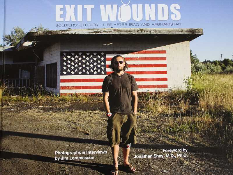 "SUBMITTED PHOTO - The photography show ""Exit Wounds"" will open at Art Adventure Gallery at 5:30 p.m., Thursday, Feb. 6."
