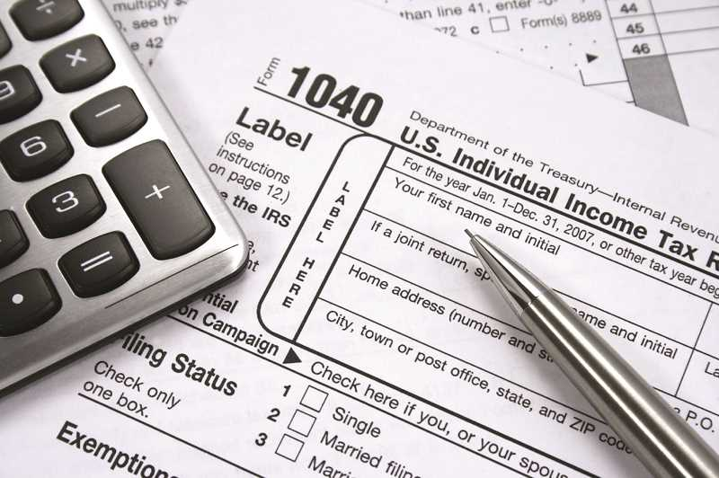 PMG FILE PHOTO - State and federal forms are now available for doing your 2020 taxes.