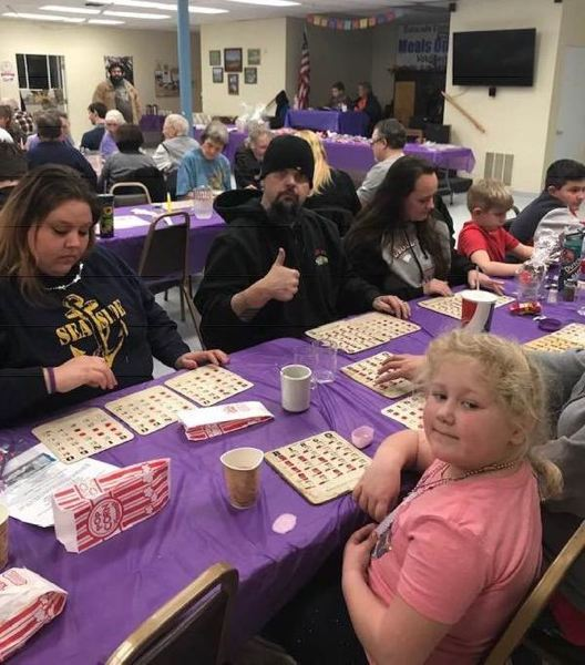 COURTESY PHOTO - Estacada Relay for Life's spaghetti bingo event will take place on Friday, Feb. 7.