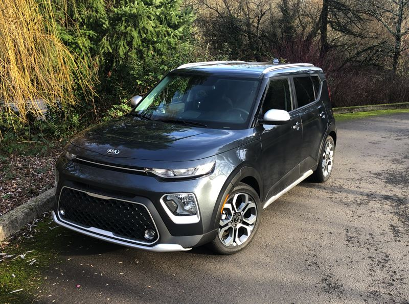 PMG PHOTO: JEFF ZURSCHMEIDE - The boxy design gives the 2020 Kia Soul a lot of interior room and the new updates make it better than ever.