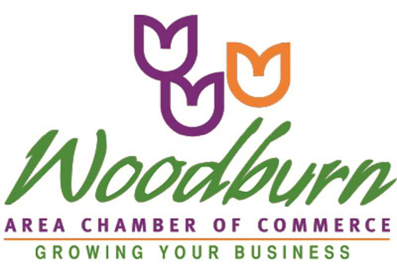 WOODBURN CHAMBER OF COMMERCE - Woodburn Chamber of Commerce logo