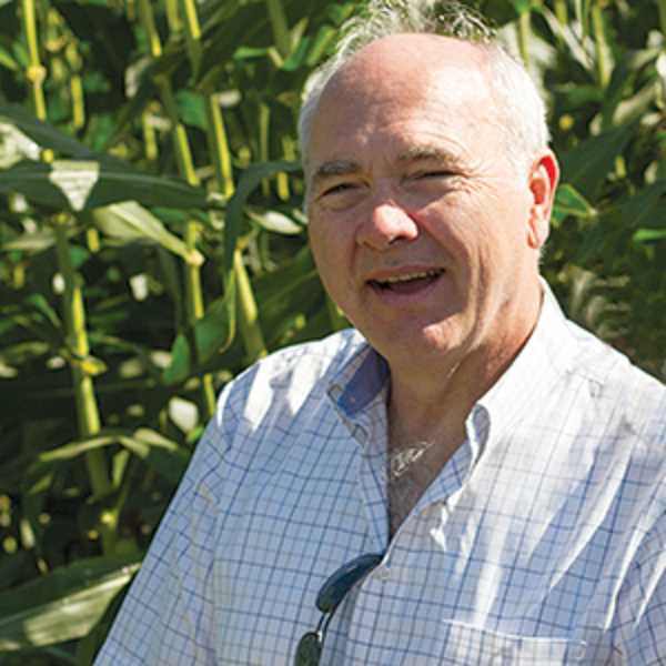 COURTESY PHOTO:P BASICS MARKET - Chuck Eggert, founder and Presidnet of Basics Market, was on eof the three co-founders of New Seasons MArket and started Pacific Foods.
