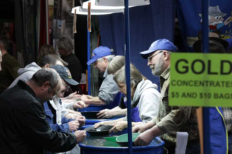 COURTESY PHOTO - The Pacific Northwest Sportsmens Show continues through Feb. 9. The show is a popular gathering of anglers, hunters, campers, and more.