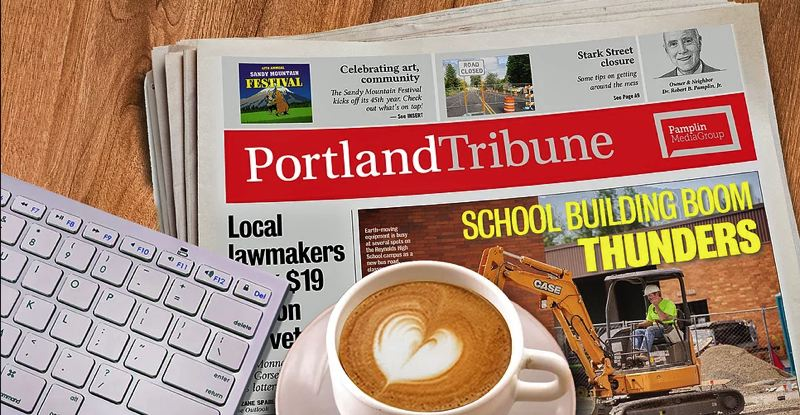 Sign up for Portland Tribune's daily email alerts