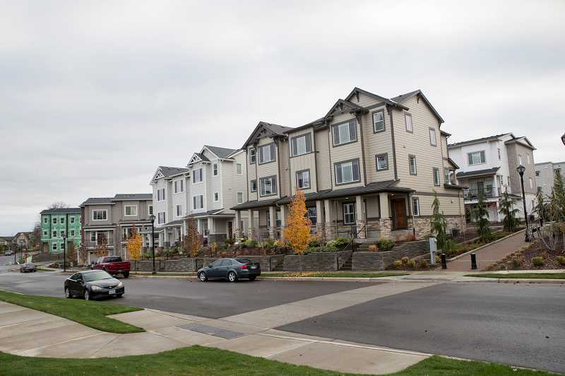 PMG FILE PHOTO - The City of Wilsonville has released a draft of its plan to foster more affordable housing in town.