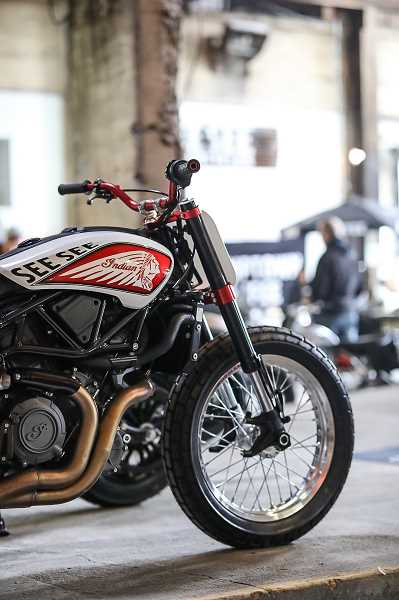 COURTESY PHOTO: ONE MOTO SHOW - The One Moto Show will feature about 200 customized motorbikes by about 150 builders representing all eras.