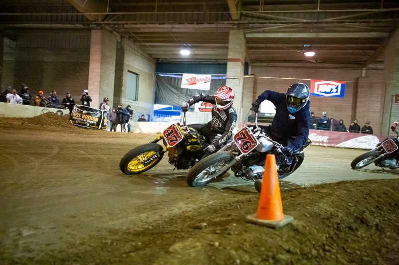 COURTESY PHOTO: ONE MOTO SHOW - More than 100 vendors will line the Veterans Memorial Coliseums concourse, with bikes dispersed among the entire space for the 10th annual One Motorcycle Show.