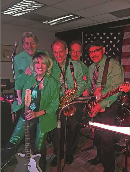 COURTESY PHOTO - Taska & the Party Band will entertain guests at the Woodburn Estates & Golf Valentines Ball on Saturday, Feb. 8.