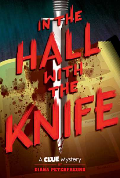 COURTESY PHOTO - In the Hall with the Knife