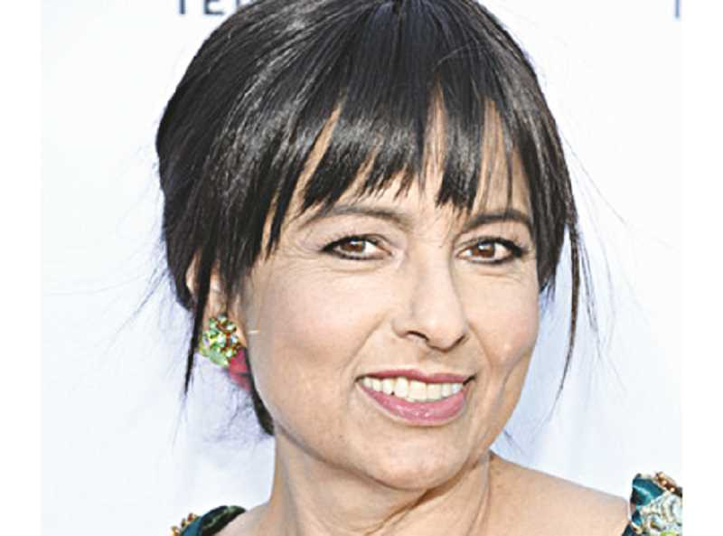 SUBMITTED PHOTO - Seasoned documentarian Nancy de los Santos-Reza has made a film that takes an intimate look into how Latinos were portrayed in Hollywood during the 20th century and will share it with Newberg folks in a few weeks.