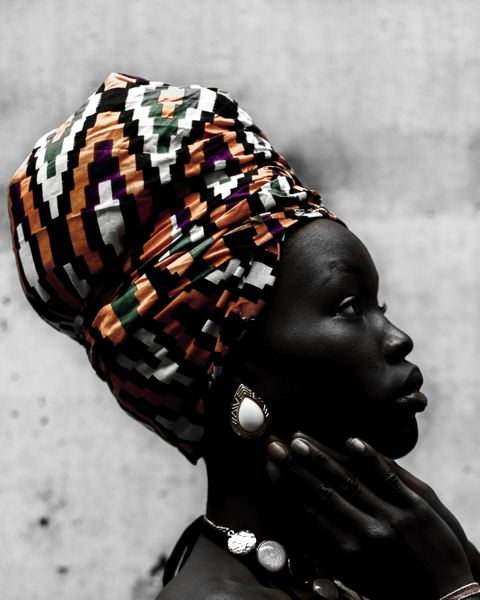 COURTESY PHOTO: OLADIMEJI ODUNSI FOR UNSPLASH - Learn the beautiful art of urban head wrapping  Saturday, Feb. 8, at the Rockwood Library. See lising for details.